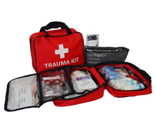 First Aid and Trauma Kit