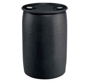 55 gallon drum for water storage