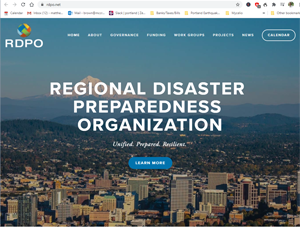 Regional Disaster Preparedness Organization