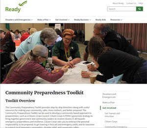 Community Preparedness Toolkit image