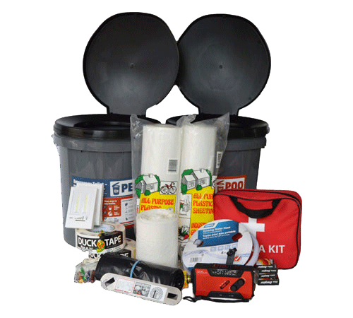 Home Earthquake Kit Image